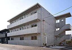 ピース・エルヴィータB棟[103号室]の外観