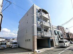 静岡県富士市吉原3丁目の賃貸アパートの外観