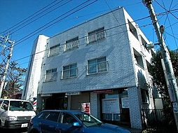 東京都三鷹市中原1丁目の賃貸マンションの外観