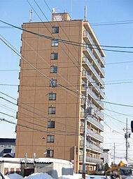 ライオンズマンション北36条[6階]の外観