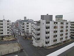ビレッジハウス9号棟[5階]の外観