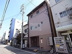 兵庫県明石市鍛治屋町4丁目の賃貸マンションの外観