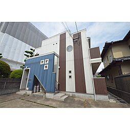 福岡県福岡市南区三宅1丁目の賃貸アパートの外観