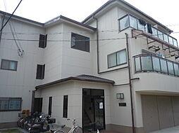 大阪府豊中市服部寿町1丁目の賃貸マンションの外観
