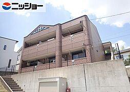 クレストール[1階]の外観