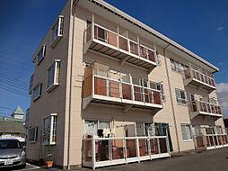 長野県駒ヶ根市飯坂の賃貸マンションの外観