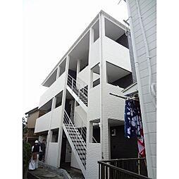 神奈川県川崎市多摩区菅稲田堤1丁目の賃貸アパートの外観