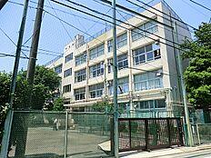 練馬区立石神井南中学校まで460m