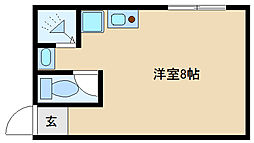 SAKURAハウス[1階]の間取り