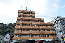 岡町中村コーポ[5階]の外観