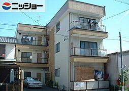 コーポハピネス[2階]の外観