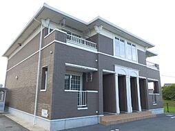 三重県多気郡明和町大字養川の賃貸アパートの外観