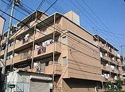 中野マンション[4階]の外観