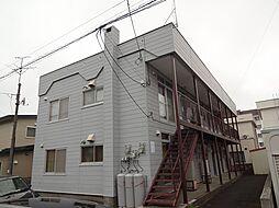 第4豊田マンション[202号室]の外観