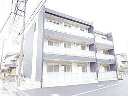 埼玉県富士見市鶴馬2丁目の賃貸マンションの外観