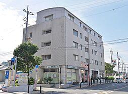 コーポ橋本[4階]の外観
