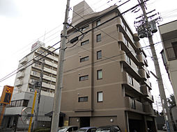コーポラス神子岡[4階]の外観