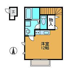 ドルチェ成瀬[2階]の外観