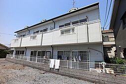 大阪府摂津市東別府2丁目の賃貸マンションの外観