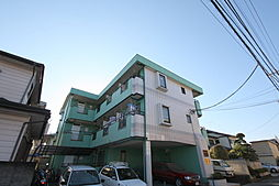 池田マンション[309号室]の外観