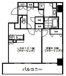 Yoshino bldg[203号室]の間取り
