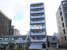 ホワイトハイツヒビノ[4階]の外観