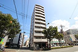 コスモス御笠川[3階]の外観