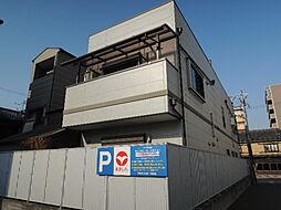大阪府大阪市平野区西脇1丁目の賃貸アパートの外観