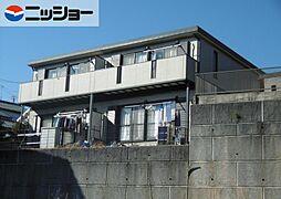 レトア城光B棟[2階]の外観