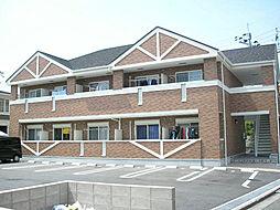 和歌山県和歌山市野崎の賃貸マンションの外観