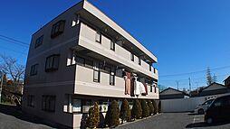 埼玉県川口市南鳩ヶ谷7丁目の賃貸マンションの外観