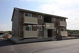 福岡県北九州市八幡西区御開2丁目の賃貸アパートの外観