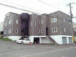 メゾニティサエキI[2階]の外観