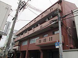 ピア江坂[401号室]の外観