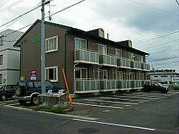 パレス東松江[B103号室]の外観