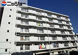 第一富士マンション A棟[1階]の外観