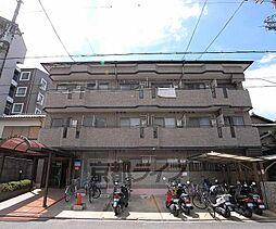 京都府京都市伏見区深草西浦町3丁目の賃貸マンションの外観