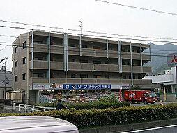 広島県呉市阿賀中央5丁目の賃貸マンションの外観