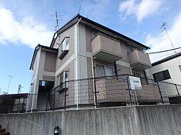 ラフォ−レ山崎[B201号室]の外観
