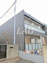 埼玉県さいたま市大宮区桜木町2丁目の賃貸アパートの外観