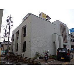 静岡県浜松市中区栄町の賃貸アパートの外観