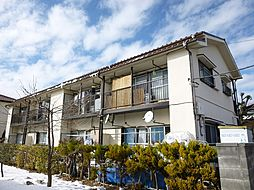 東京都東村山市秋津町1丁目の賃貸アパートの外観