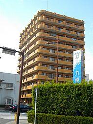 ライオンズマンション六ツ門南[406号室号室]の外観