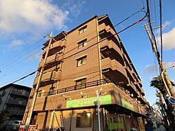 ボー・ドミール南茨木[4階]の外観