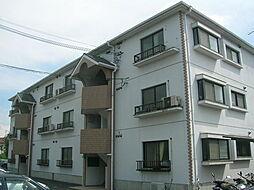 兵庫県伊丹市緑ケ丘4丁目の賃貸マンションの外観