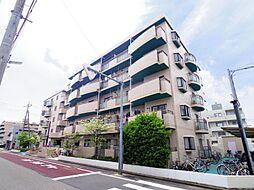 メゾンドベール早稲田III[5階]の外観