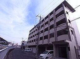 兵庫県神戸市垂水区本多聞2丁目の賃貸マンションの外観