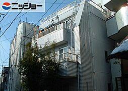 マンション川菱[2階]の外観
