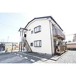 コーポ金沢C棟[203号室]の外観