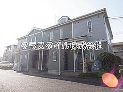 神奈川県横浜市瀬谷区五貫目町の賃貸アパートの外観